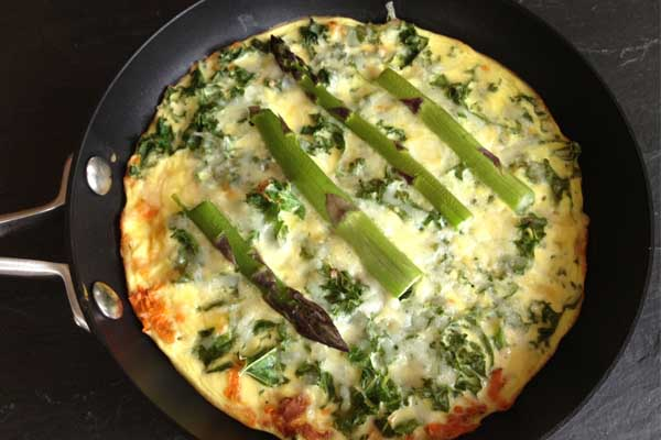 Post image for Asparagus Tart