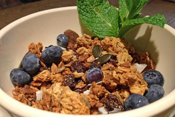 Post image for Granola
