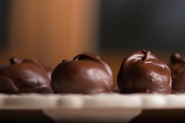 Post image for Chocolate Good For you Truffles